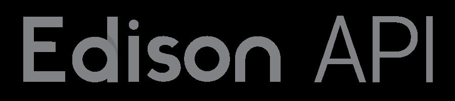 Dashboard - Edison API